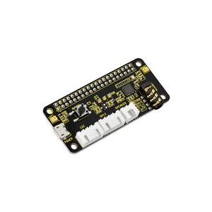 Image 3 - Keyestudio 5V ReSpeaker 2 Mic Pi HUT V 1,0 Expansion Board Für Raspberry Pi 4B/Null/Null W/B +/3B +/3B