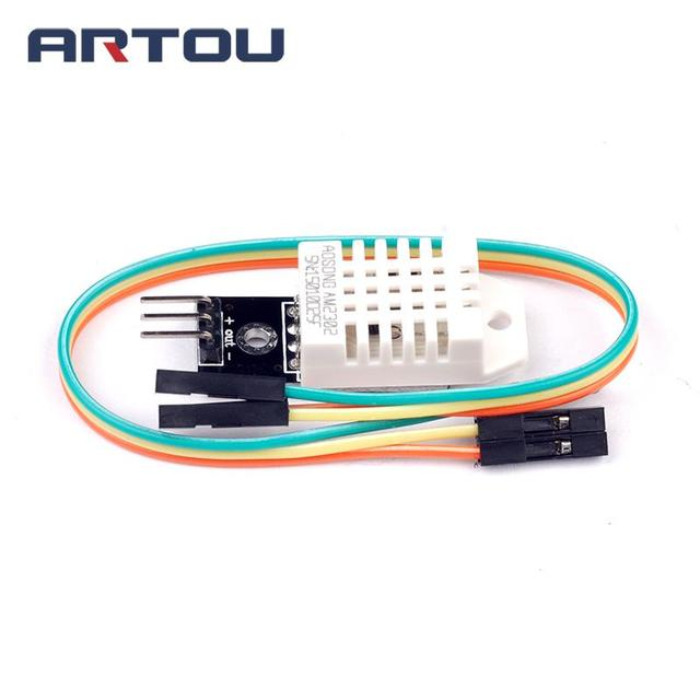 1PCS DHT22 AM2302 Digital Temperature and Humidity Sensor AM2302 Module