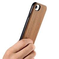 Xoomz роскошный текстура древесины pu + кремнезема мобильного телефона чехол для iphone7 7SP более Телефон задняя крышка для натуральный оригинальн...