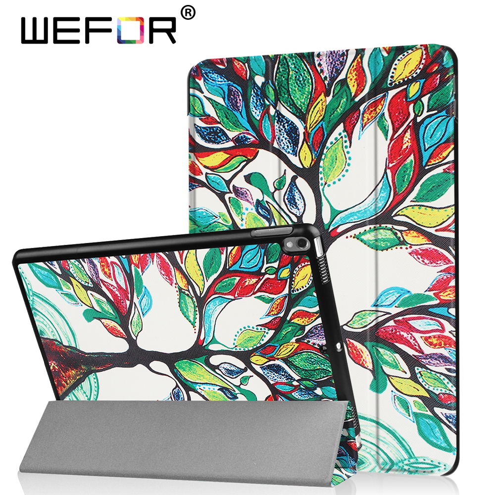 Case for iPad Pro 10.5 A1701/A1709,Ultra Slim Magnetic PU Leather Smart Stand Case Cover For iPad Pro 10.5 2017 New Model Fundas new 3u ultra short computer case 380mm large panel big power supply ultra short 3u computer case server computer case