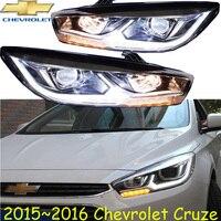 Cruz Headlight 2009 2013 2015 2017 Fit For LHD RHD Need Add 200USD Free Ship Jetta