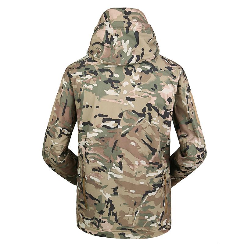 дропшиппинг crate CA кожи софтшелл у5 военно-tactic куртка для мужчин куртка из кожи ПУ с Заголовок обвинение камуфляж камуфляж костюмы
