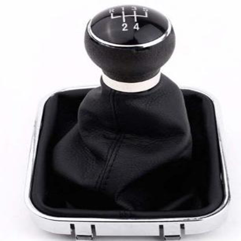 Hot sale Car Styling Gear Shift Knob Lever Head Gaiter Boot Cover Collar for Vento Bora MK5