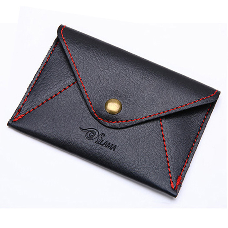 New arrival slim mini Men's leather coin purse with hasp small wallet card holder women money case 4 colors casual weaving design card holder handbag hasp wallet for women
