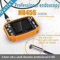 "SmartFly HB45S 4.5mm 3 Meter 3.5"" LCD Endoscope Borescope Snake Inspection DVR Vehicle Inspection Pipeline"