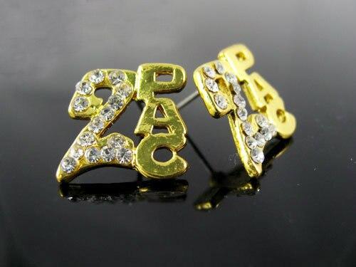 the hip hop earrings 2pac tupac earrings party earrings