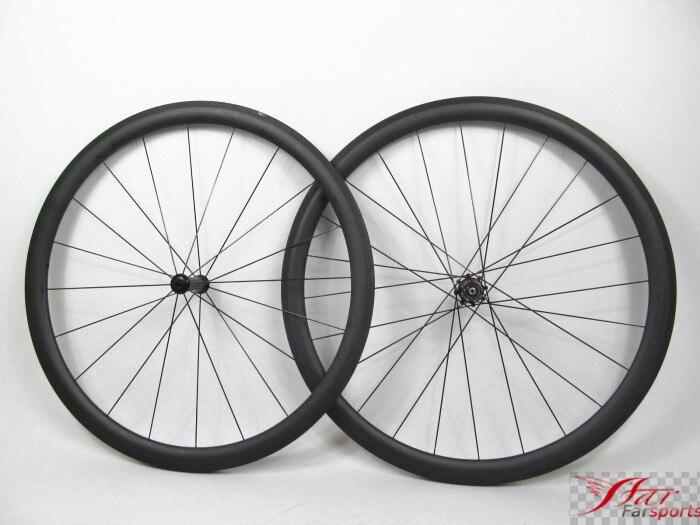 все цены на Farsports FSC38-TM-23 EDCO hub Ultralight 1160g/set road carbon wheels tubular 38mm, 23mm wide super light tubular road wheel онлайн