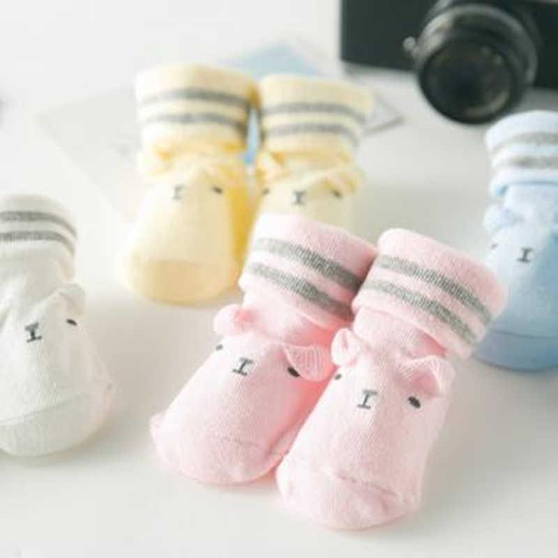 3 пары детских носков и тонких Хлопковых Носков детские Нескользящие Носки с