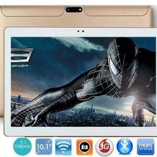 """2017 Newest DHL Free Android 7.0 Tablet PC MTK8752 Octa Core 4GB RAM 64GB ROM GPS 3G 1280*800 IPS 10 inch Tablet 10""""+Gifts"""