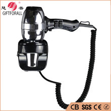 Hairdryer Blow Wall Mounted Hotel Household Hot Cold Wind Adjustable Professional Convenient High Quality Hair Dryer