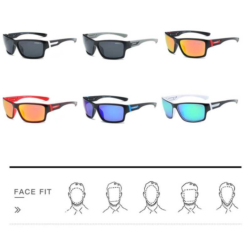 Мужские поляризационные солнцезащитные очки, солнцезащитные очки для вождения, 2020