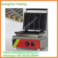 Long bar máquina máquina de waffle/waffle que faz a máquina|waffle maker machine|waffle making machine|waffle maker -