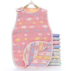 Pure natural 6 layer gauze swaddle sleeping bags infant envelope child prevent kicking quilt baby boy.jpg 250x250
