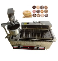 T 100B Gas Stainless steel donut machine Donut maker donut machine