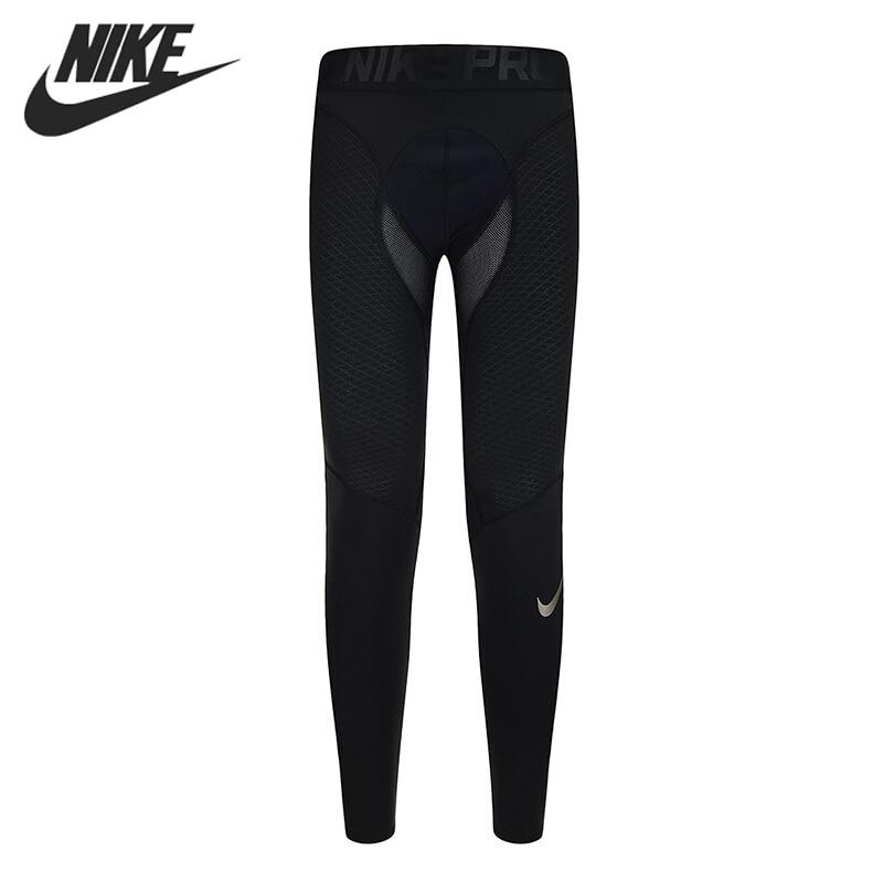 Original New Arrival 2017 NIKE M NP HPRCOMP TGHT ZNL STR Men's Pants Sportswear genius hs 300a silver