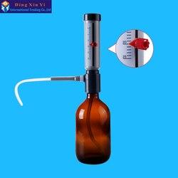 Dispositif d'ajout de liquide quantitatif de laboratoire 5-25ml bouteille de liquide quantitative réglable