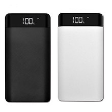 DIY Battery Charger Case Power Bank DIY Case Shell Dual 2 USB Ports 8*18650 Battery Power Bank Box with LED Display Charger цена и фото