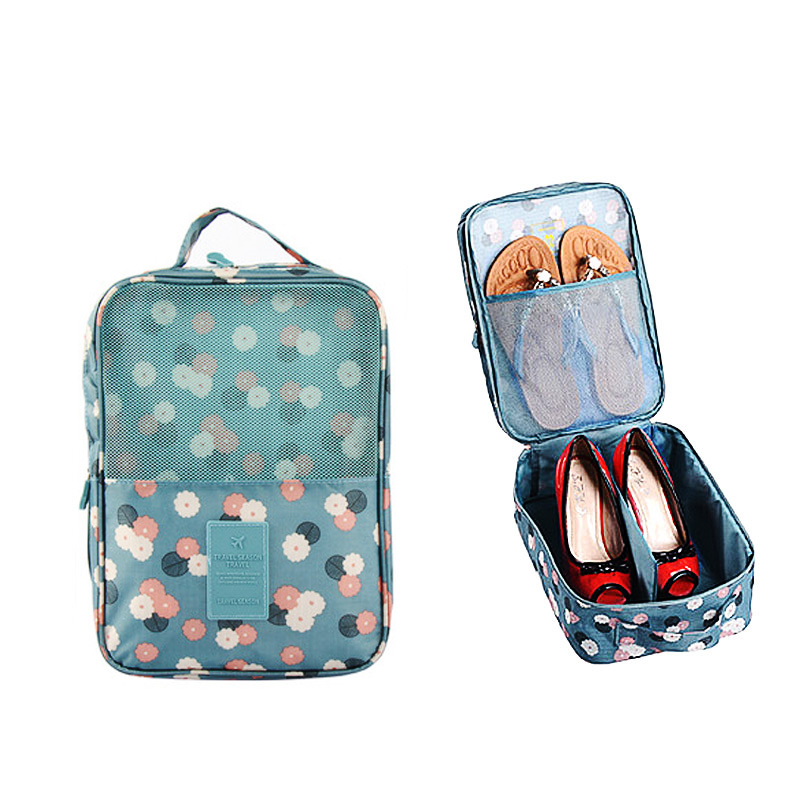 The new Nylon Holiday Proofing Water Travel Shoes Storage Bag Organizer Box Shipping Container Organizers Closet