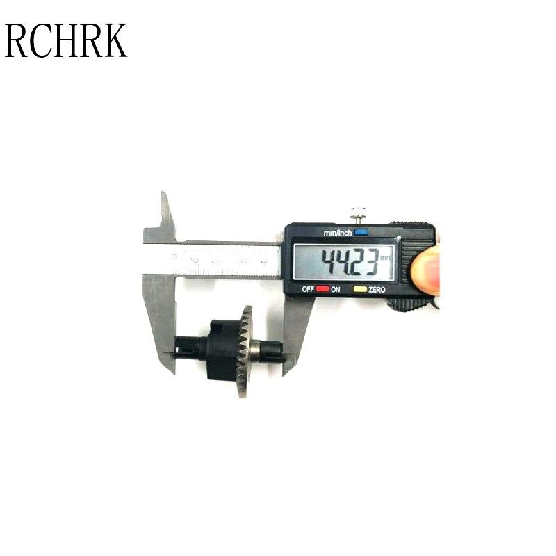 Envío Gratis RC car 1:10 HSP 02024 conjunto de engranajes diferencial 94122 94123 94111 diferencial General