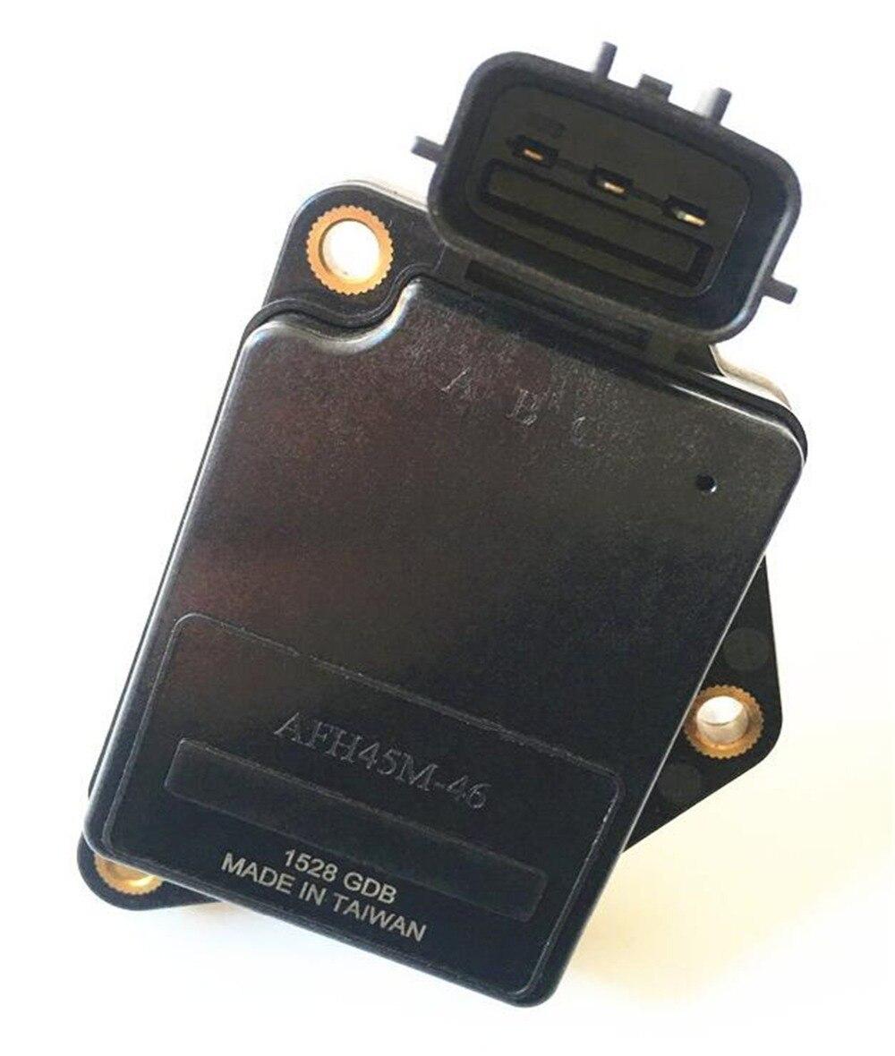 7c12248eb3 Tajwan Brand New przepływomierze AFH45M-46 16119-76C00 Auto czujniki dla  Nissan Paladin KA24