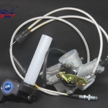 30mm Carburetor PZ30 ABM Ttr-250 200cc Keihin Accelerating Racing for IRBIS with Dual-Throttle-Cable