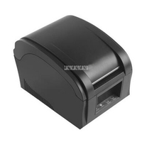 MS 350B barcode label printer POS receiver cash register heat sensitive printer
