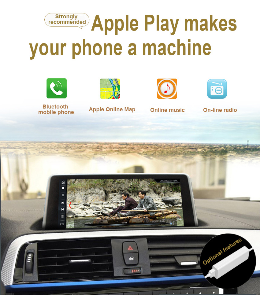 16 Koason Best Buy Android Car Stereo GPS for BMW 1 series F20 NBT