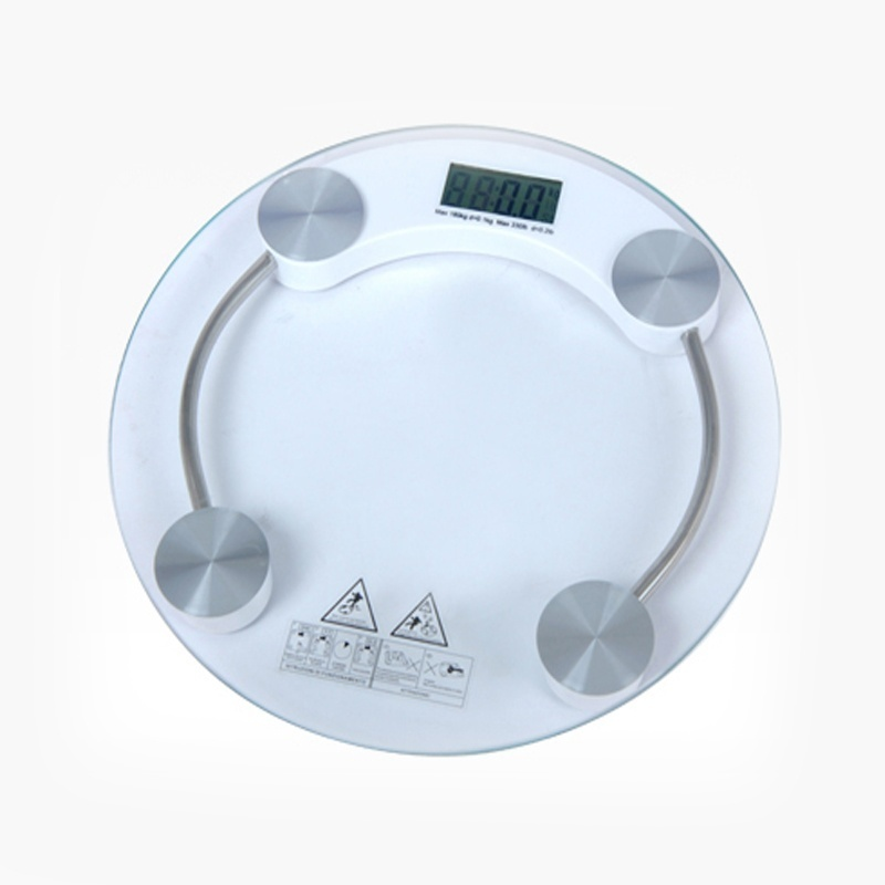 Digital Electronic Glass LCD Weighing Body Scales Bathroom