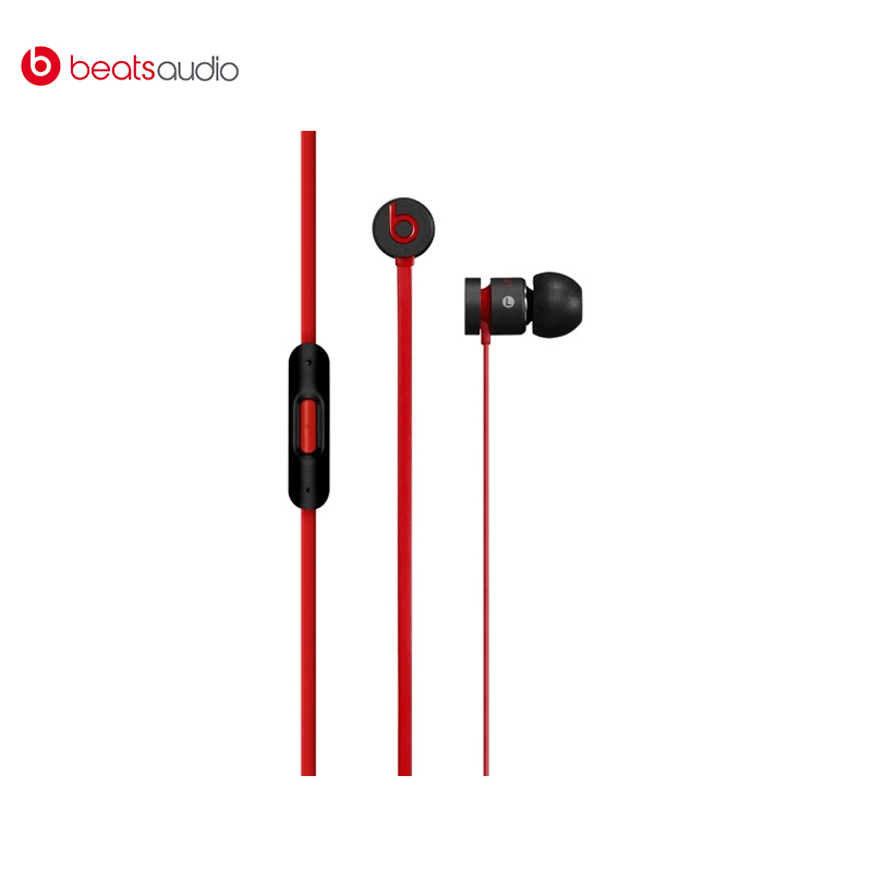 Earphones Beats urBeats for phone with microphone earphones for computer in-ear awei es 860hi hifi in ear wired metal earphones with mic silver