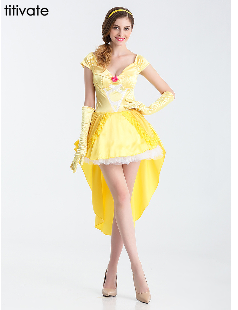 Belle sexy costume