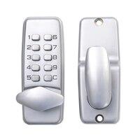 Useful Digital mechanical code lock keypad password Door opening lock