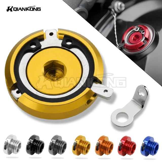 M2025 High Quality Engine Oil Filter Cover Cap For Triumph Daytona
