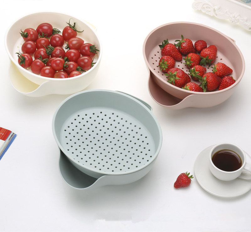 Containers Snacks-Seeds-Storage-Box Garbage-Holder-Plate Dry-Fruit Plastic 1PC 0352 Multifunctional