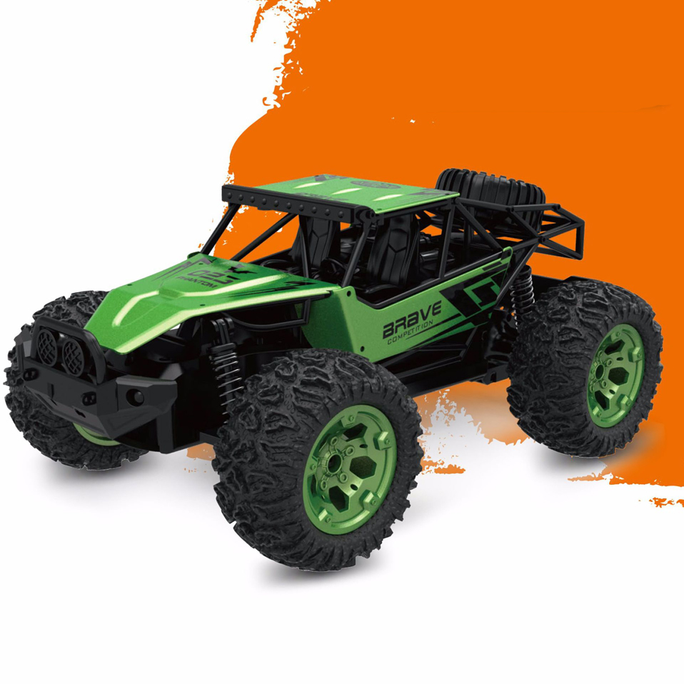 Professional RC Car 1:12 High Speed Rock Rover Double Motors Big Foot Cars Remote Control Radio Controlled Off Road Car Toys