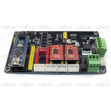 Laser engraving control board DIY USB multi-axisA4988 Stepper Motor Driver+Nano V3.0 board