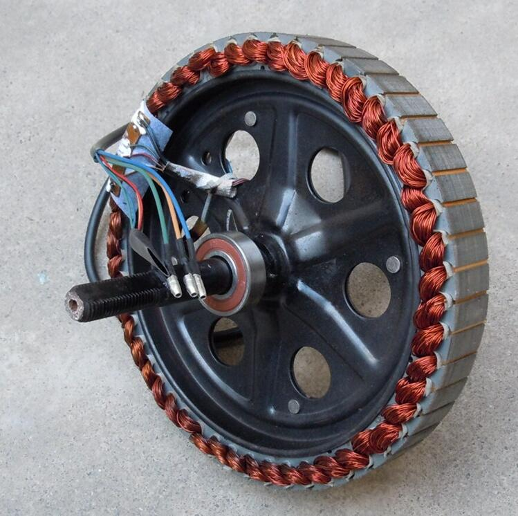 48V Bicycle Modified High Power Motor Rotor 1000W Ordinary Electric