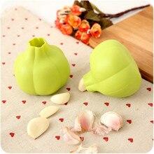 Garlic Peeler Peel Creative Kitchen Gadgets Accessories Kitchen Tool  Vegetable Peeler Soft Peeler