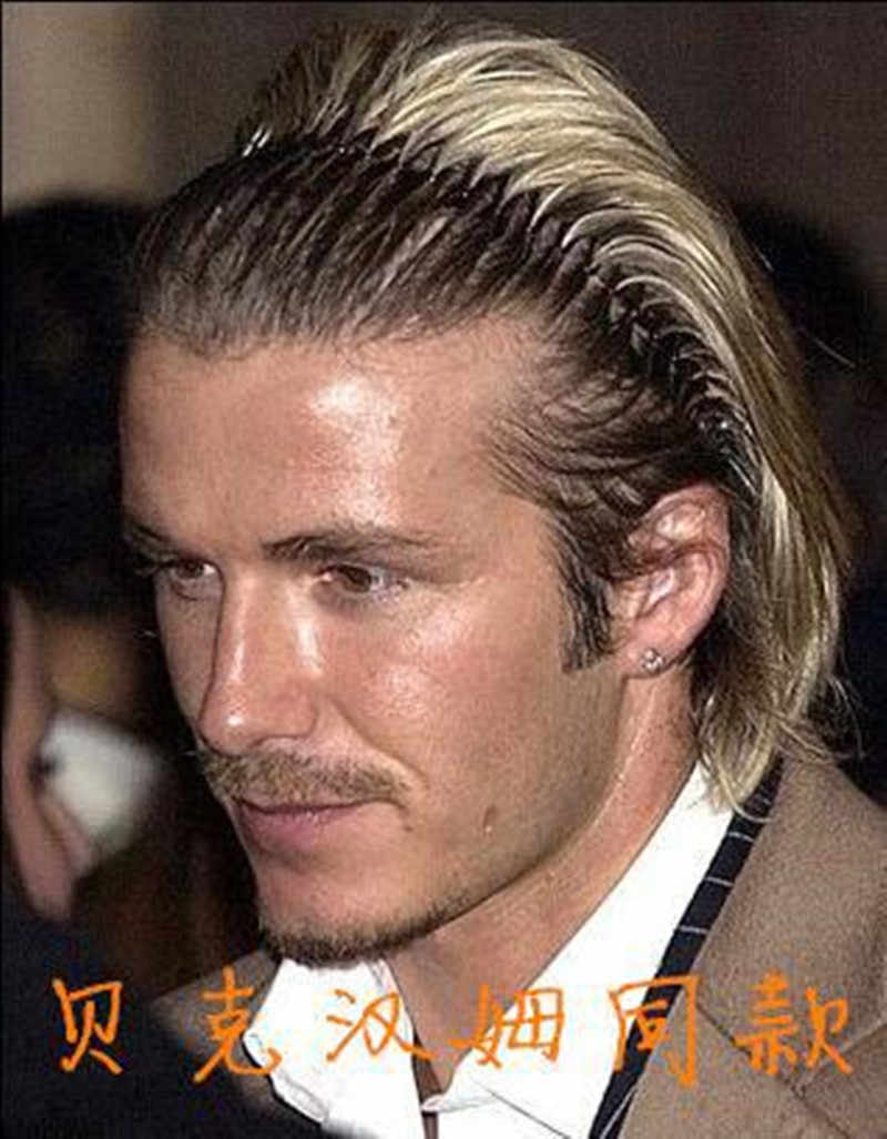 Pinza de pelo ondulado para hombres mujeres herramientas de estilismo Unisex negro Simple ondulado pelo cabeza aro banda deportiva diadema accesorios para el cabello
