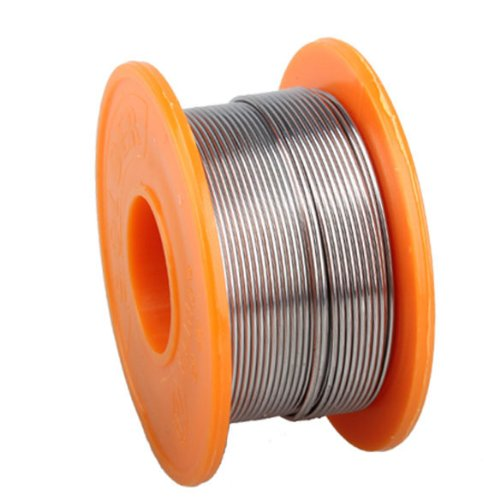 цена на CNIM Hot Tin Lead Solder Core Flux Soldering Welding Solder Wire Spool Reel 0.8mm 63/37