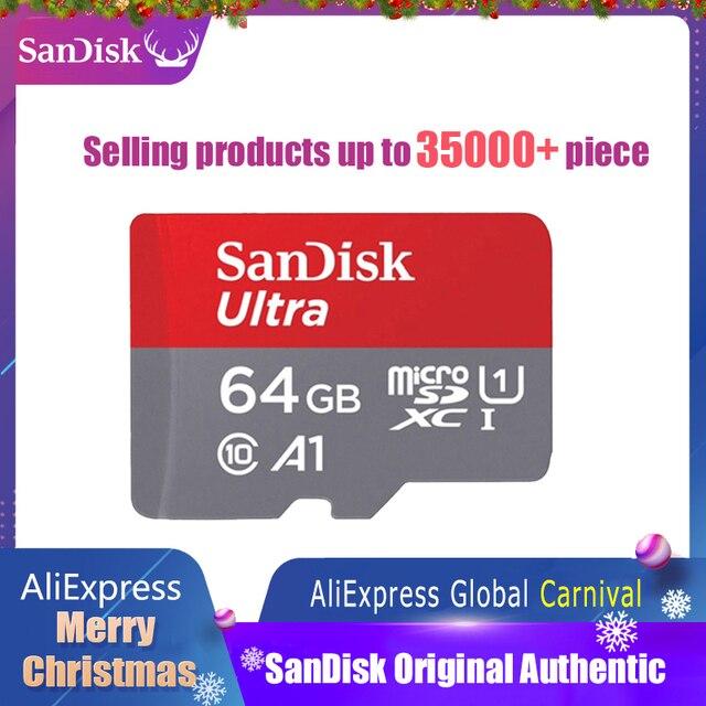 SanDisk Micro Cartão de Memória SD Card gb 32 16 gb gb 128 gb MicroSD Max 80 64 m/s Uitra C10 TF cartão C4 8g cartao de memoria