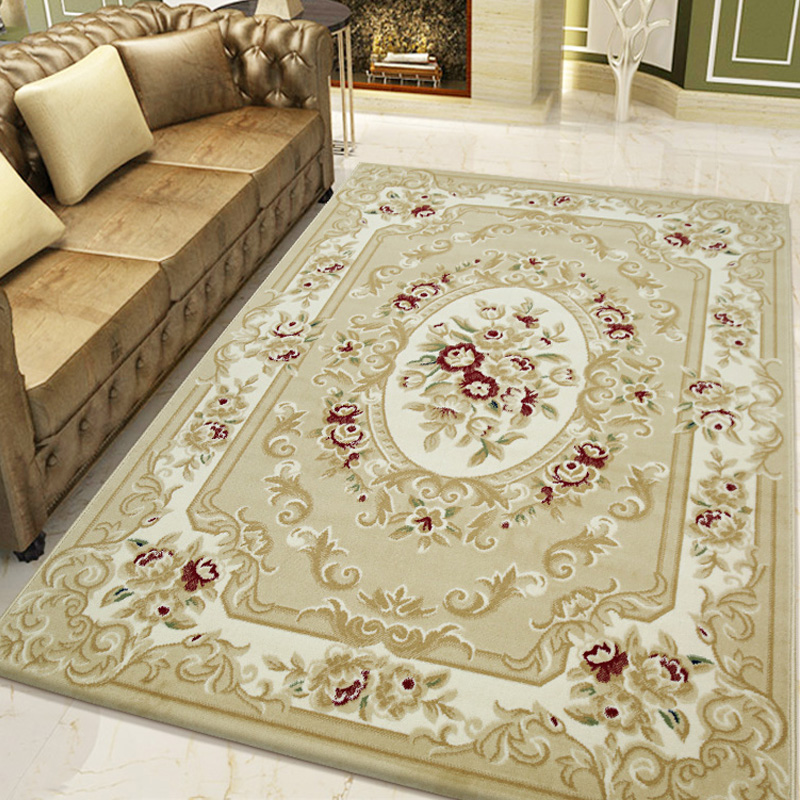 ୧ʕ ʔ୨europe Classic Rugs And Carpets For Home Living Room Palace