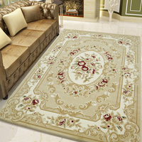 Europe Classic Rugs and Carpets for Home Living Room Palace Bedroom Floor Mat Study Room Area Rug Sofa Coffee Table Carpet