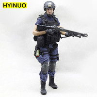 1/6 Scale US Army Special Forces SWAT 2.0 Male Clothes Men Special Police Clothing Set F 12 Action Figure Male Body Toys