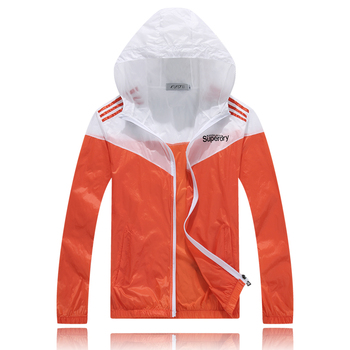 Colorful Sweethearts Outdoors Travel UV Coat Spring and Summer Thin Sun Protective Clothing Unisex Women Men 5 Colors 8