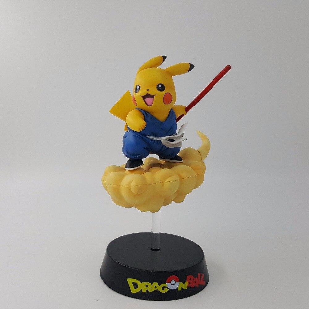 Figuras de Ação e Toy ação figura pikachu estatueta Tema : Cinema & tv