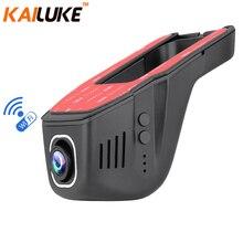 Универсальный Видеорегистраторы для автомобилей Wi-Fi Камера Видеорегистраторы для автомобилей S-Video Регистраторы Мониторы регистраторы черный ящик видеокамера Новатэк 96658 IMX322 Full HD 1080 P