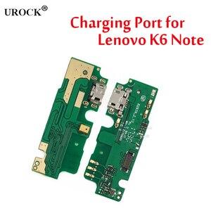 For Lenovo K6 Note Micro USB Charging Po