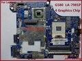 Para lenovo placa G580 11S900003 55.4 sh01. 001 G LG4858 DDR3 placa madre del ordenador portátil probada el 100% envío gratis