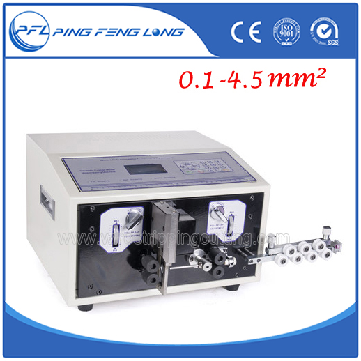 PFL-02 Electrical cable wire stripping cutting machine