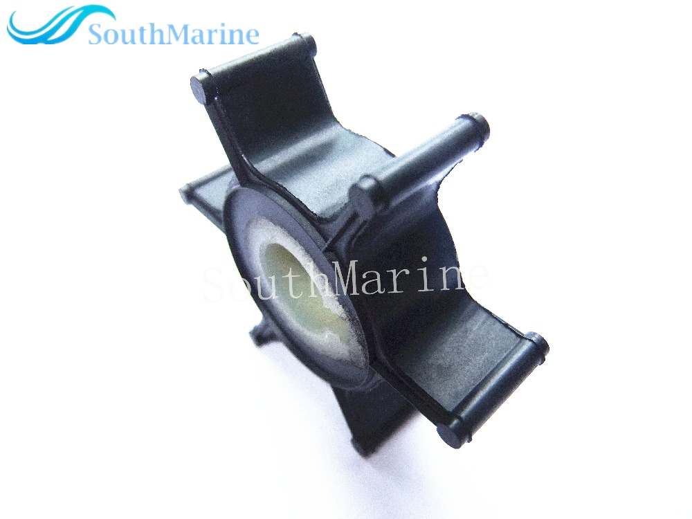 Outboard Motor Impeller for  Mercury Mariner 2HP 2A 2B Boat Engine 47-80395M 18-3072 , Free shipping